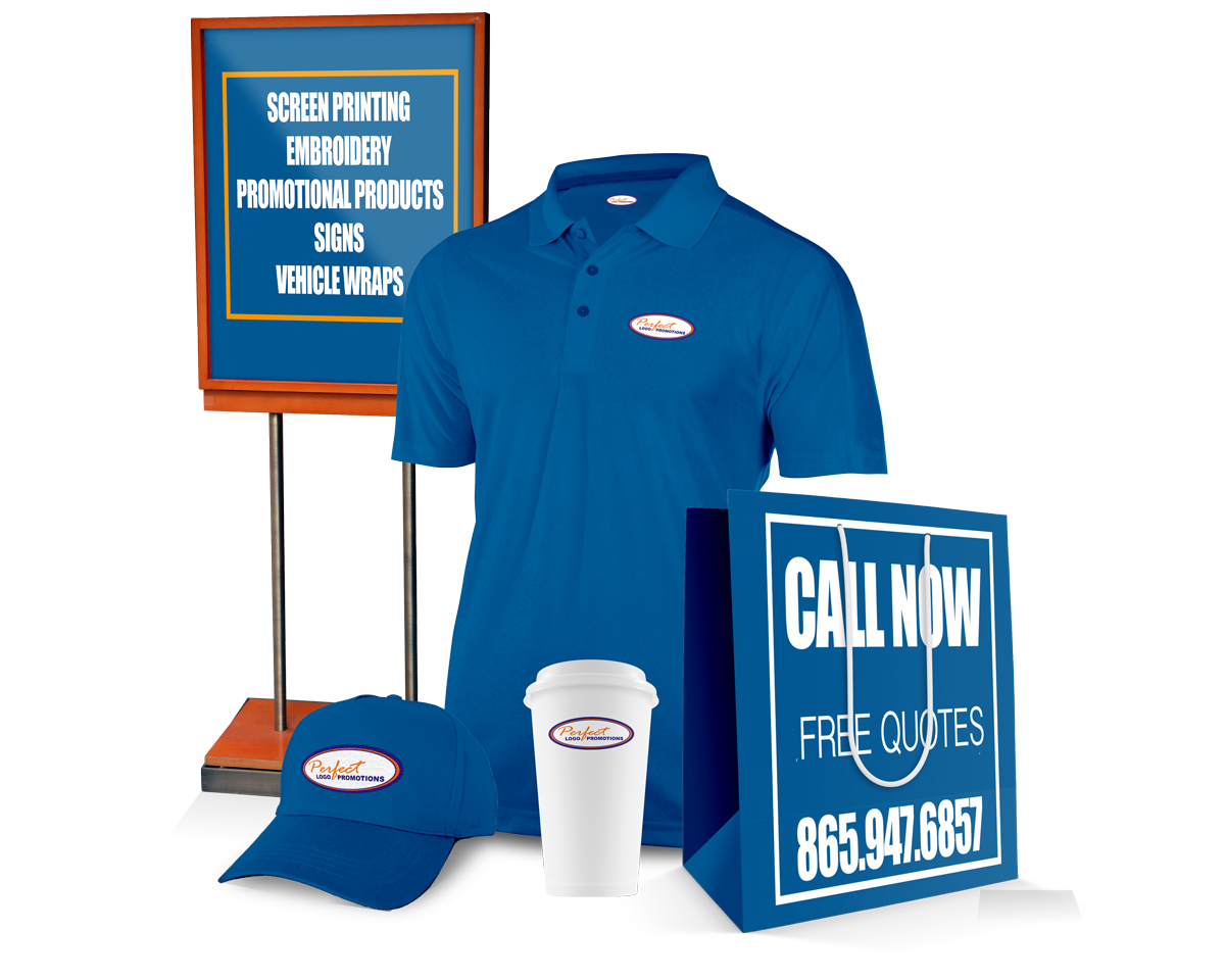 Screen printing embroidery knoxville tn perfect logo